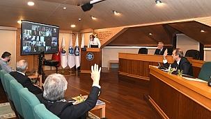 İMEAK DTO Mayıs Ayı Olağan Meclis Toplantısı gerçekleştirildi!