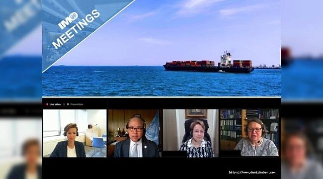 """IMO Genel Sekreteri Kitack lim: """"Denizciler kilit çalışanlardır"""""""