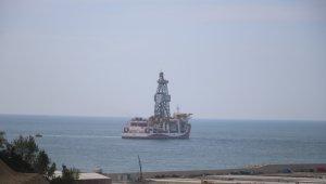 Kanuni Sondaj Gemisi, yeni rezervler için Karadeniz'e açıldı!