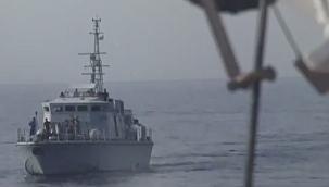 Libya Sahil Güvenlik İtalyan balıkçıya 30 mil açıkta ateş açtı!