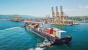 Limanlarda elleçlenen konteyner miktarı yüzde 15,3 arttı!