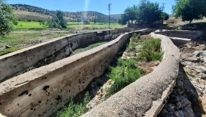 Mardin'in önemli akarsuyu kurudu