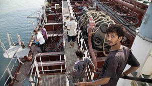 MT Iba gemisinin denizcileri evlerine dönüyor: Gemi satıldı!