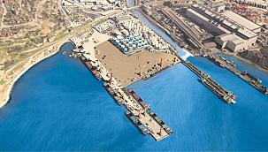 Poliport kapasitesinin 436.000 m3'e çıkartılması planlanıyor!