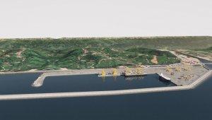 Rize İyidere Lojistik Limanı binlerce kişiye istihdam sağlayacak!