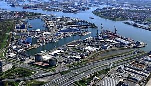 Rotterdam Limanı liderliğindeki 45 şirket AB Yeşil Liman Projesi'ne katıldı!