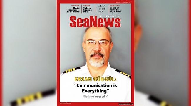 SeaNews Dergisi'nin 75. sayısı çıktı!