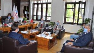 SERKA'da Kars Lojistik Merkezi açılış toplantısı yapıldı
