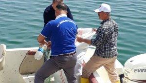 Su ürünlerini avlama yasağına uymayanlara ceza