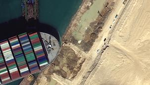 Süveyş Kanalı'nın 40 metre genişletilmesi gündemde!