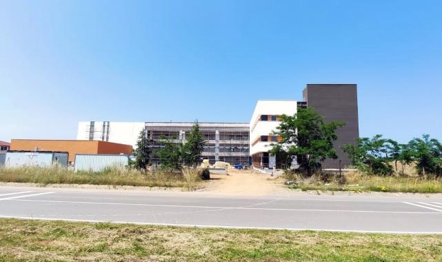 Denizcilik MYO eğitim ve öğretime yeni binasında devam edecek!