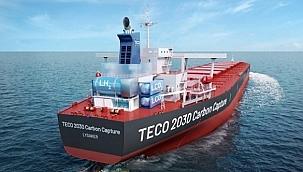 Denizde karbon yakalama ve depolama için kriyojenik teknoloji!