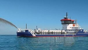 Dünyanın ilk hidrojen yakıt sistemli tarama gemisi!