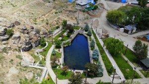 Erzurum'daki gizemli göl şaşırtmaya devam ediyor!