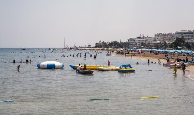 Kızkalesi Halk Plajı 'Mavi Bayrak' aldı!