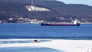 KOSDER, Marmara Denizi'nde seyreden gemileri uyardı!