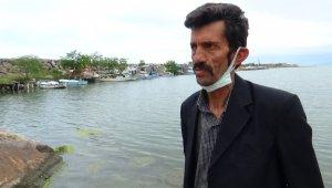 Marmara Denizi'ndeki müsilaj Karadenizli balıkçıları korkutuyor!