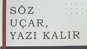 Müh. Fahrettin Küçükşahin'in 'Söz Uçar, Yazı Kalır' kitabı yayınlandı!