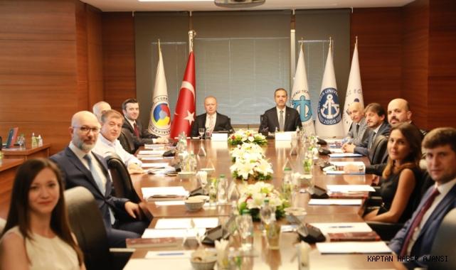 DEHUKAM Yönetim Kurulu Toplantısı İstanbul'da yapıldı!