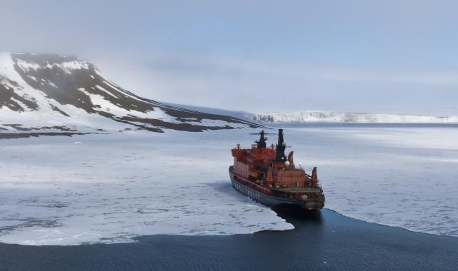 Kuzey Star Tersanesi Rus Nükleer Buzkıran için yüzer havuz inşa edecek!