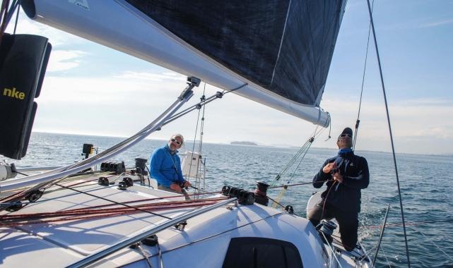 Okyanus yarışı Transquadra'da İlk kez bir Türk yelken takımı!