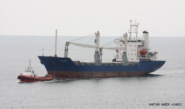 Umman Denizi'ndekargo gemisi battı: 13 denizci kayıp!
