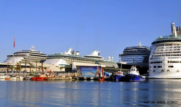Samsun'a kruvaziyer gemileri gelmiyor: Liman uygun değil!