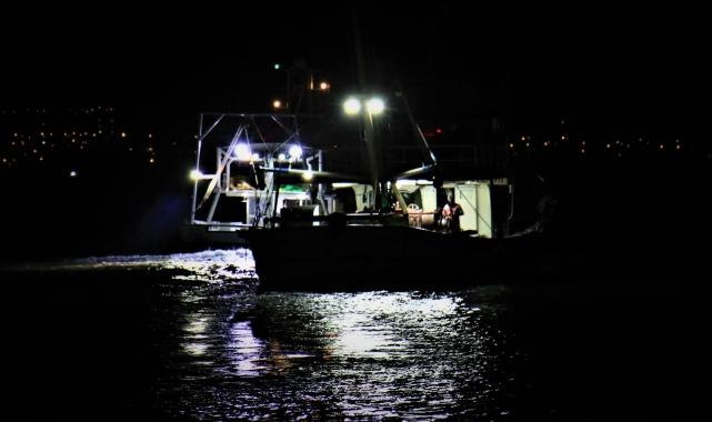 Akdeniz balıkçılar ile dönmeye başladı!