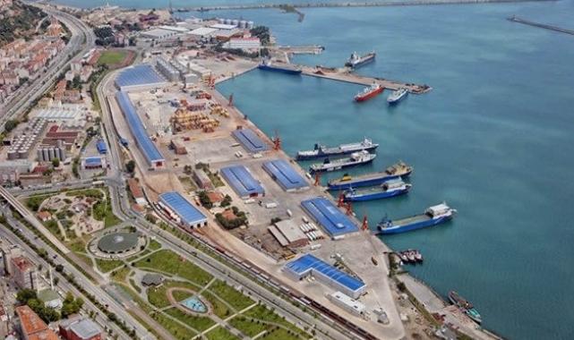 Samsun Limanı'nda analiz sorunu: Kapya biberler Mersin'e gönderiliyor!