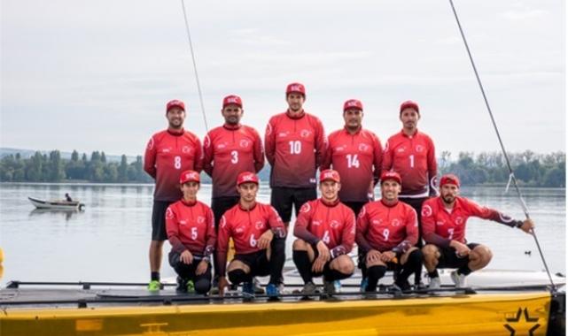 Türk yelken takımı SSL Nations Gold Cup için İsviçre'de!