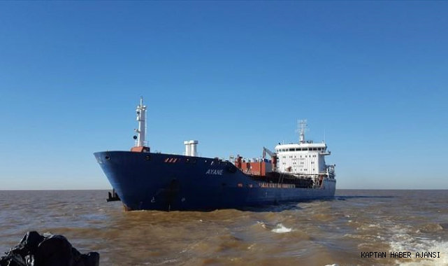 Gemide cinayet: Kaptanı ve birinci zabiti vurarak öldürdü!