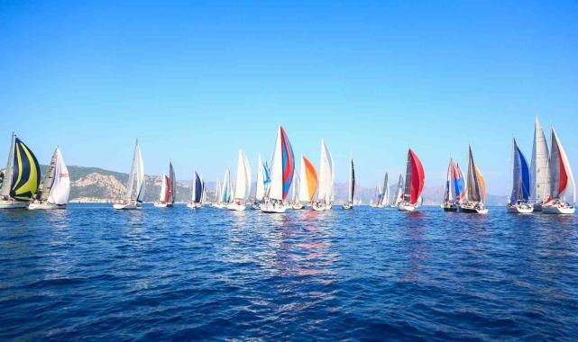 Marmaris'te yelkenli yarış haftası başlıyor!