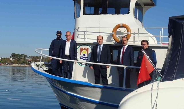 Ruhsatsız avcılıktan yakalanan teknenin mülkiyeti kamuya geçirildi!