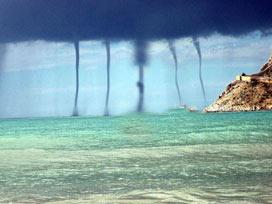 Alanya'da tropikal şölen!