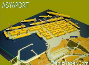 Asyaport 2 bin kişiye istihdam sağlayacak
