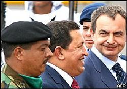 Chavez'den ABD'ye petrol tehdidi