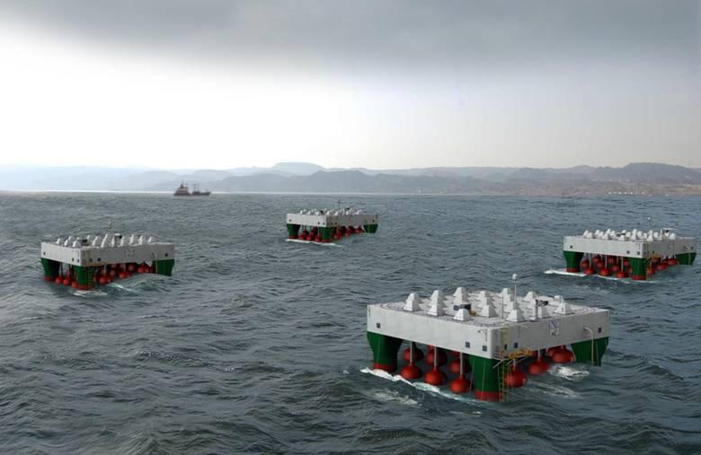 Türkiye'ye dalga santralleri geliyor