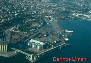 Devlerin Gözü Derince Limanında
