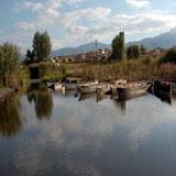Göl sularındaki kirliliğe inceleme