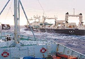 Sabote ettikleri gemi kurtardı