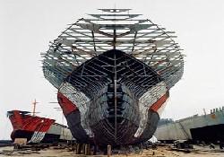 Çin gemi inşada liderliği hedefliyor