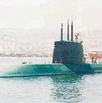 İsrail Almanya'dan denizaltı alıyor