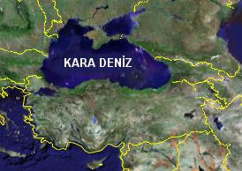 Avrupa'nın pisliği Karadeniz'e akıyor