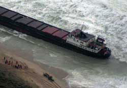 İtalya'da oturan 2 gemide son durum