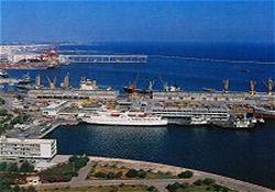 Mersin Limanı'nın işlem hacmi düştü