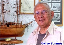 Kaptan Oktay Sönmez'den 'Anılarda kalan gemiler'
