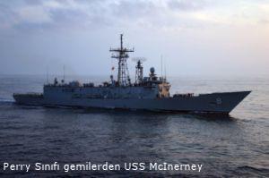 ABD Türkiye'ye savaş gemileri veriyor