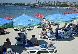 Mavi bayrakda Antalya birinci