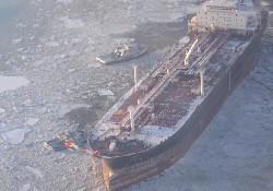 Karaya oturan Seabulk kurtarıldı