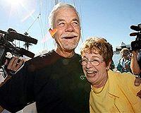 71 yaşında dünyayı yelkenliyle gezdi